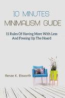 10 Minutes Minimalism Guide