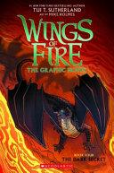 Wings Of Fire Graphix 4 The Dark Secret