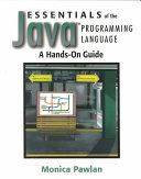 Essentials of the Java Programming Language