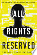 All Rights Reserved (Word$, Book 1) by Gregory Scott Katsoulis