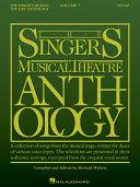 Singer's Musical Theatre Anthology Pdf/ePub eBook