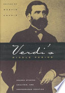Verdi s Middle Period