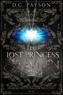 The Lost Princess of Aevilen Book