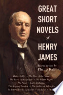 Great Short Novels of Henry James