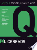 Q Reads Series 3 Teacher s Guide CD