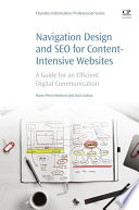 Navigation Design and SEO for Content Intensive Websites
