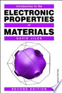 Introduction To The Electronic Properties Of Materials 2nd Edition