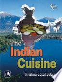 illustration THE INDIAN CUISINE