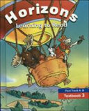 Horizons Fast Track A B Textbook 3 Student Edition