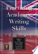 Practicing Academic Writing Skills
