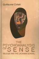 The Psychoanalysis of Sense