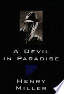 A Devil in Paradise  New Directions Bibelot