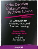 Social Decision Making Social Problem Solving