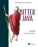 Ebook Bitter Java Epub Bruce Tate Apps Read Mobile