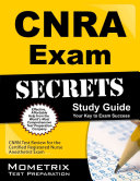 Crna Exam Secrets Study Guide