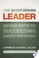 The Spirit Driven Leader