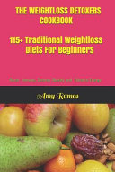 The Weight Loss Detoxers Cookbook