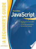 Javascript A Beginner S Guide Third Edition