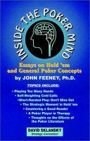 Inside the Poker Mind Book