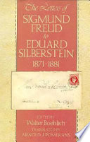 The Letters of Sigmund Freud to Eduard Silberstein  1871 1881