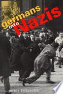 Germans Into Nazis