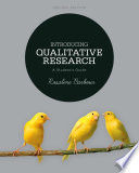 Introducing Qualitative Research