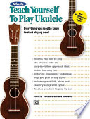 Alfred s Teach Yourself to Play Ukulele