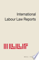 International Labour Law Reports