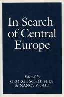 In Search of Central Europe