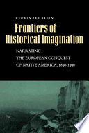 Frontiers of Historical Imagination