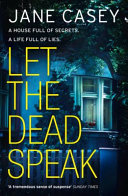 Let the Dead Speak Book Cover