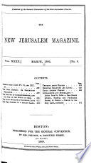 Ebook The New Jerusalem Magazine Epub N.A Apps Read Mobile