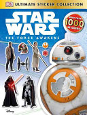 Ultimate Sticker Collection  Star Wars  The Force Awakens