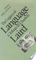 The Legacy of Language