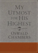 download ebook my utmost for his highest pdf epub