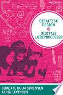 Didaktisk design   digitale l  reprocesser