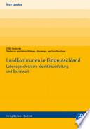 Landkommunen In Ostdeutschland