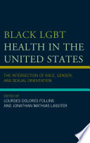 Black LGBT Health in the United States Book PDF