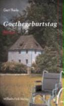 Goethegeburtstag