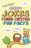 500  Jokes  Tongue twisters    Fun Facts for Kids