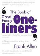 The Book of Great Funny One Liners
