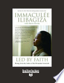 Led by Faith  Volume 1 of 2   EasyRead Super Large 24pt Edition