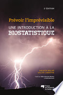 illustration Une introduction à la biostatistique, 2e édition