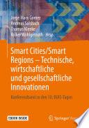 Smart Cities Smart Regions Technische Wirtschaftliche Und Gesellschaftliche Innovationen