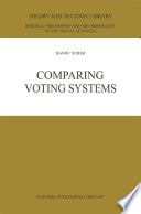 Comparing Voting Systems