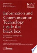 Information and Communication Technology Inside the Black Box