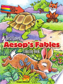 Best Loved Aesop s Fables Coloring Book