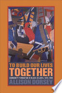 To Build Our Lives Together