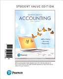 Horngren s Accounting  Student Value Edition Plus MyAccountingLab with Pearson EText    Access Card Package