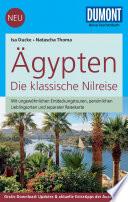 DuMont Reise Taschenbuch Reisef  hrer    gypten  Die klassische Nilreise